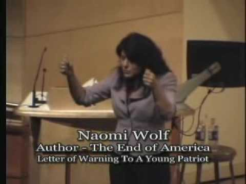 TalkingStickTV - Naomi Wolf - The End of America