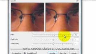 credenciales en pvc, como diseñar credenciales con corel draw x4