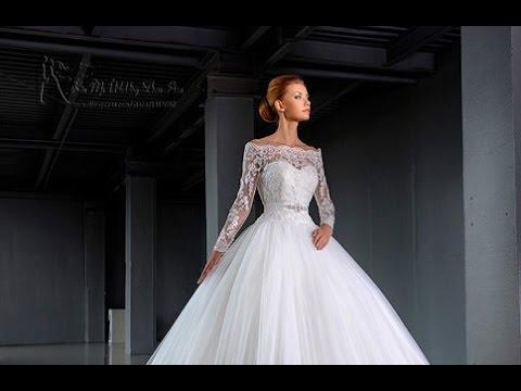 Wedding Dress Off Shoulder Long Sleeve