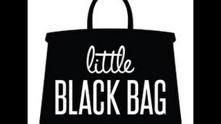 Little Black Bag - April Thumbnail