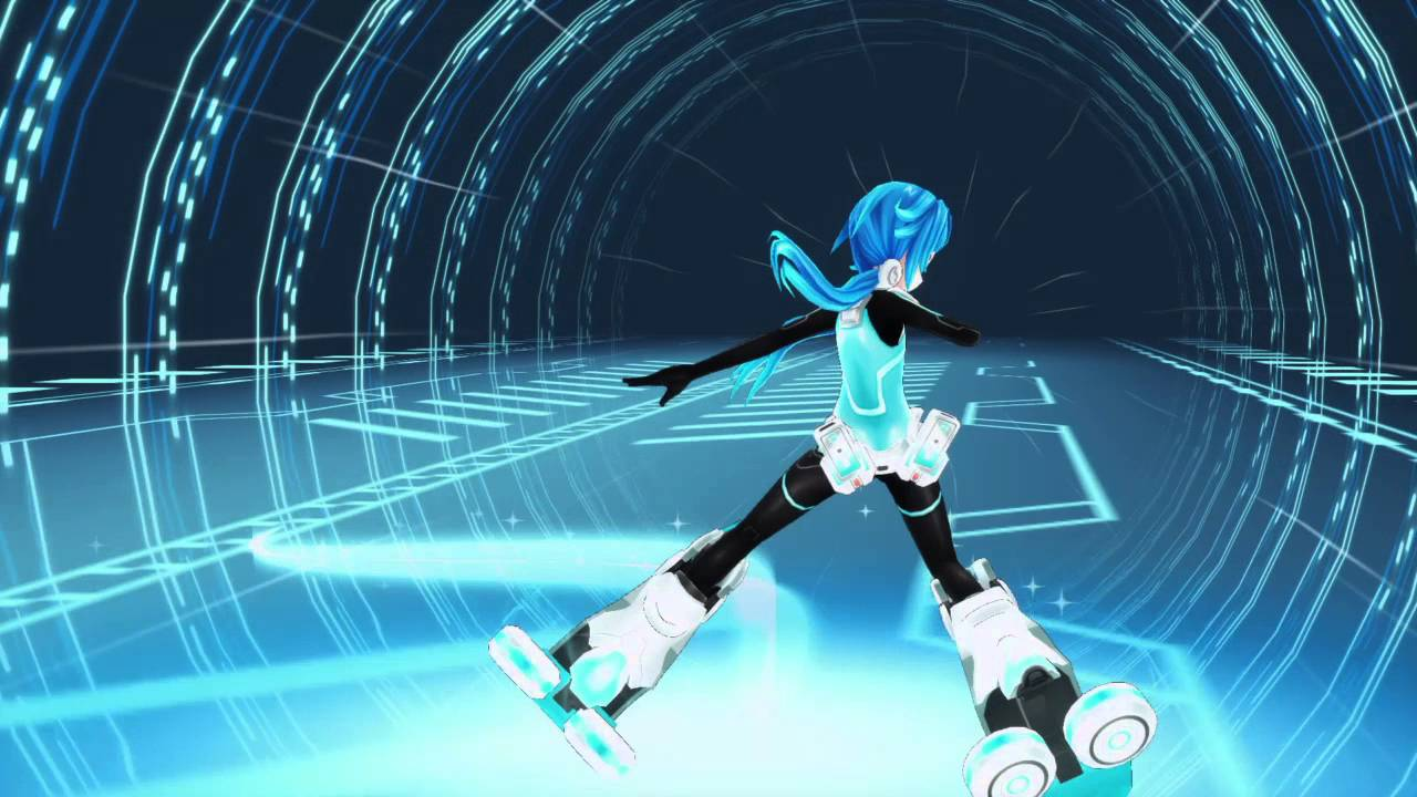 Megadimension Neptunia VII Blanc Next Gen CPU Transformation - YouTube