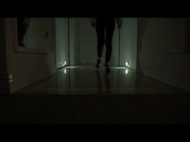 Utorch S08 Veilleusea 6 LED Est Une Lampe A Induction Du Corps Humain Convenant Pour Le Couloir La Penderie Lescalier Chambre