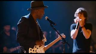 Buddy Guy with Rolling Stones - Champagne and Reefer..(live)