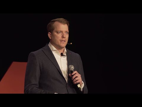 Starship Enterprise: Our Entrepreneurial Future in Space | Chad Anderson | TEDxJerseyCity