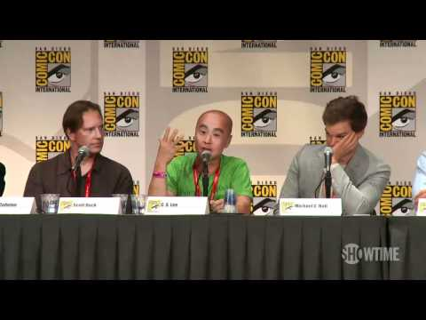 Dexter ComicCon 2011 Panel: All Masuka, All the Time