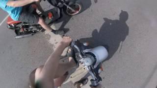 видео ремонт глушителей в Крылатском