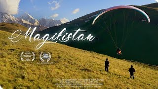 Magikistan - Paragliding into the heart of Tajikistan