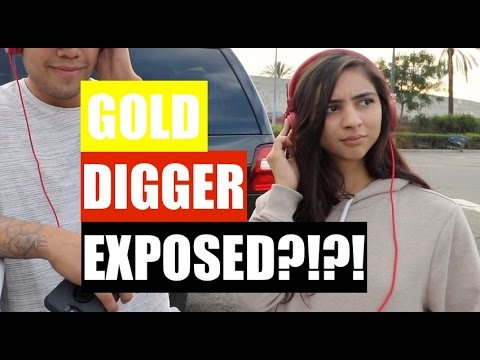 NEW Gold Digger EXPOSED Prank 2017 | UDY Pranks