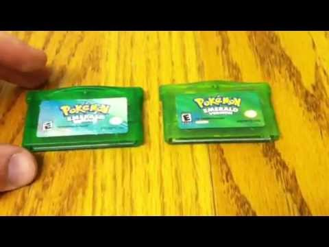 How to Spot a Fake Pokemon Emerald