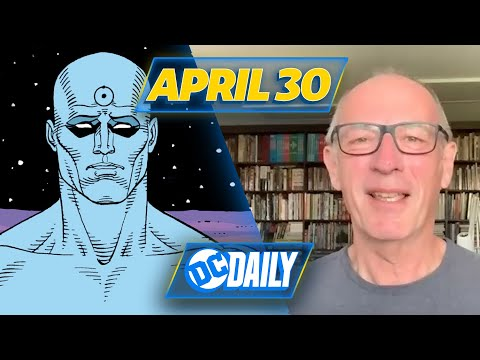 Watchmen + Comic Book Collection | Dave Gibbons Interview