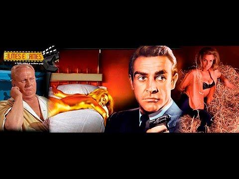 PODCAST. 007 Contra Goldfinger Ian Flemings Goldfinger. 1964. FGcast 81