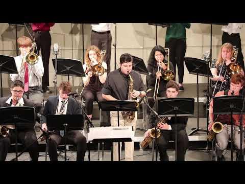 CMEA Jazz East Festival 2019 - Ygnacio Valley High School Jazz Ensemble