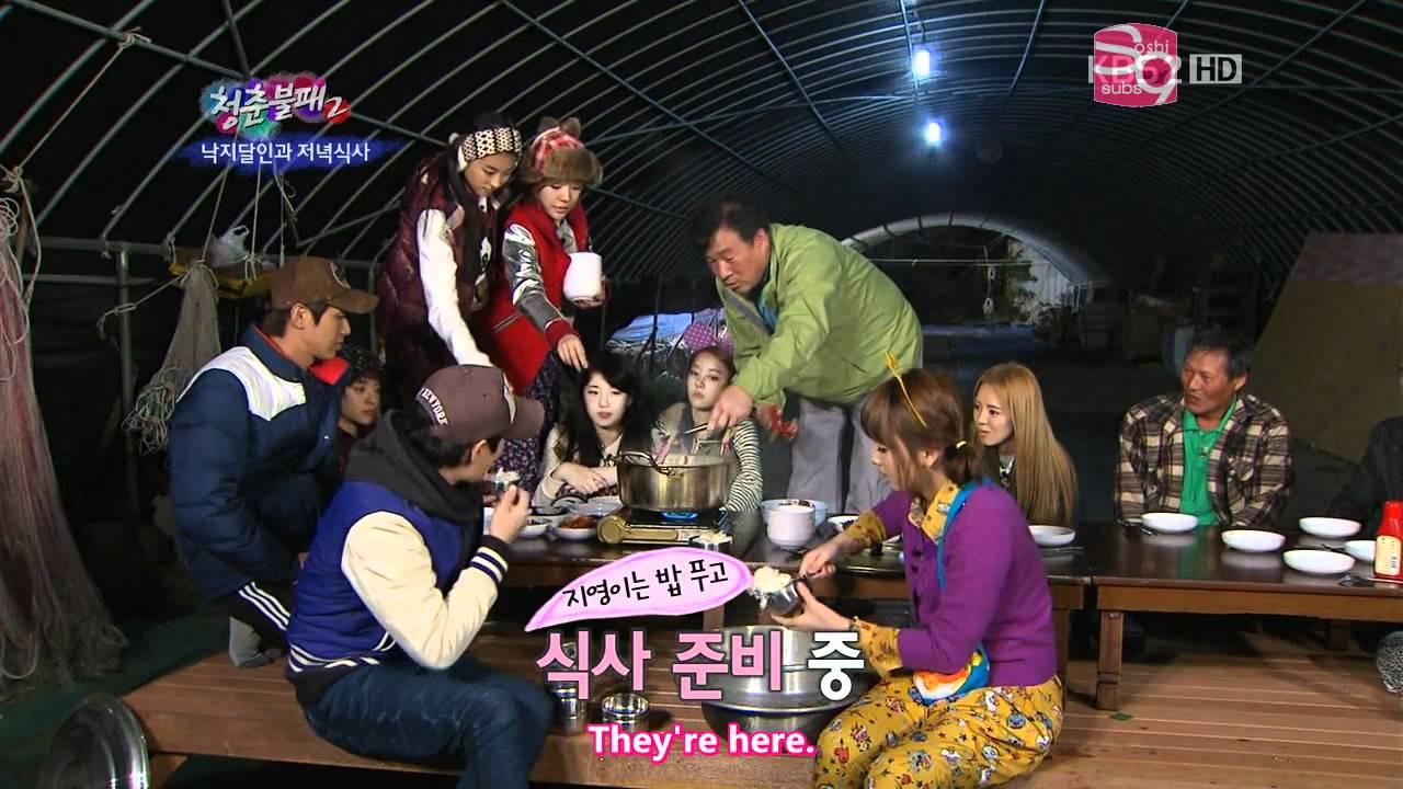 IY S2 EP 03 - Sunny & Hyoyeon [2011.11.26] (en)