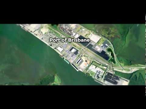 Port of Brisbane - Doing Business in Brisbane