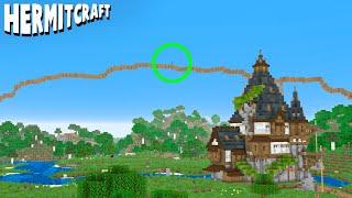 Starting a Massive Build :: Hermitcraft 7