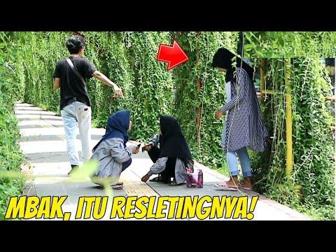 MBAK ITU RESLETINGNYA! | Prank Indonesia