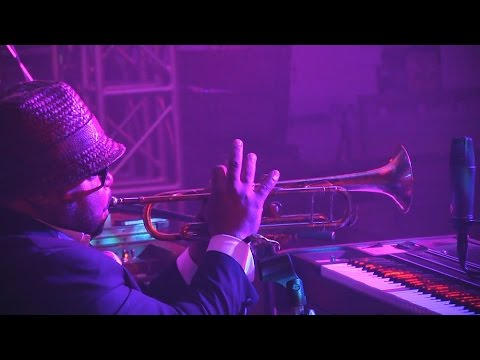 Nicholas Payton Trio 11/15/14 Bear Creek Music Festival