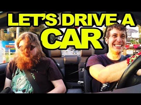 LET'S DRIVE A CAR