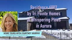 New Homes in Aurora Colorado - Residence 6002 by Tri Pointe Homes at Whispering Pines
