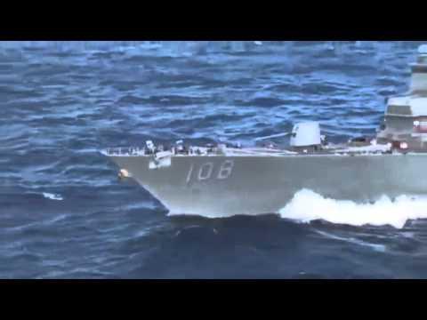 Standard Missile-6 Sea-based Testing