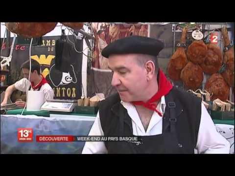 Cochons du pays basque