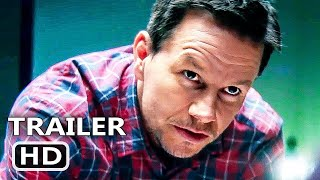 MILE 22 Official Final Trailer (2018) Mark Wahlberg, Iko Uwais, Ronda Rousey Action Movie HD
