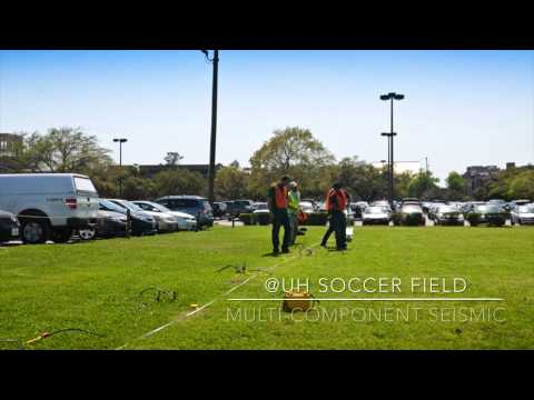 University of Houston - Allied Geophysics Laboratory (AGL) Showcase