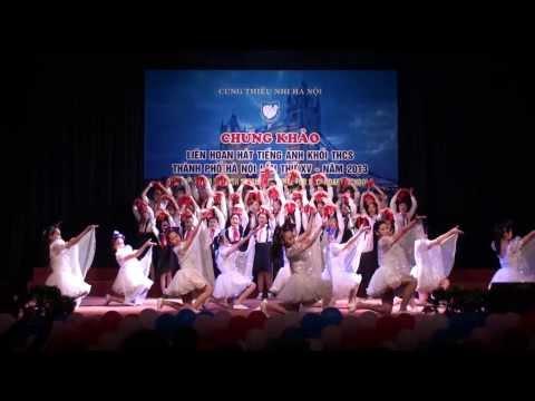 Festival tiếng Anh 2013 - THCS Trưng Vương