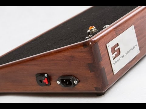 Pedal Board Build - YouTube