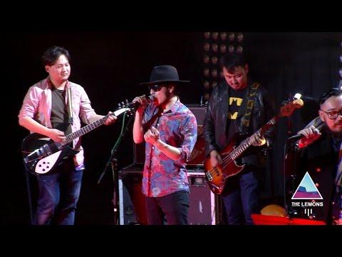 The Lemons  -  Gatsuurhan /live/ feat Skitzo /Lumino/ Amgaa /Nisvanis/ Tamiraa /Bulsara/