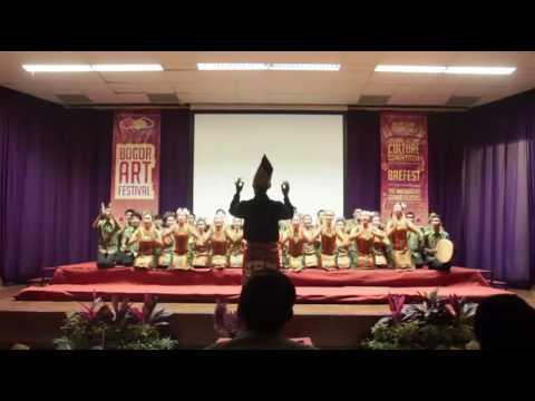 Don Bosko Choir - Tari Indang