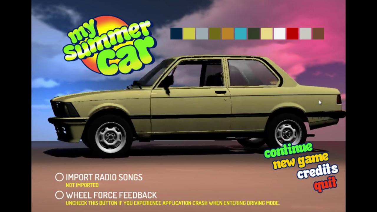 My Summer Car Mods Steam