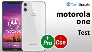 motorola one | Test deutsch