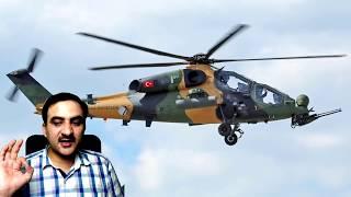 Pakistan Buying T129 ATAK Gunship Helicopter From Turkey