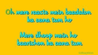 O Re Khuda (Lyrics HD) RUSH - ft. Adnan Sami, Javed Bashir