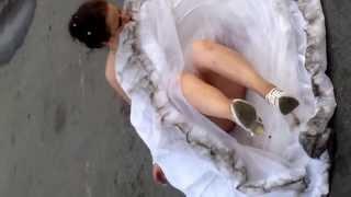 *ля воот невеста ужралась! Ахринеть!
