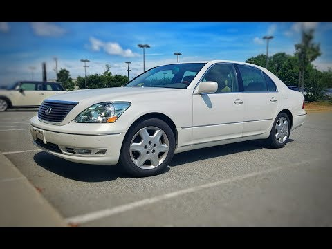 The Best Lexus Ever Made. 2004 LS 430 Review Horsepower MPG Specs Flow Lexus of Greensboro