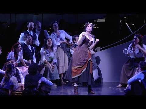 "Stephanie J. Block Sings ""My Mother's Wedding Day"" from Encores! Brigadoon"