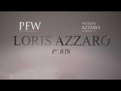PFW EP11 | Vestido Azzaro