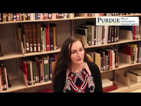 Meet Christina, Ph.D. Candidate in the Comparative Literature.