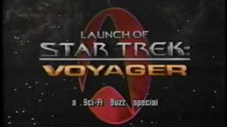 Launch of Star Trek Voyager - 01/12/1995 - 4/4