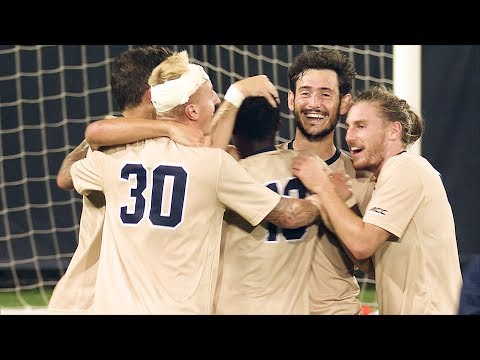 Men's Soccer | Pitt vs. WVU Highlights | W, 7-0