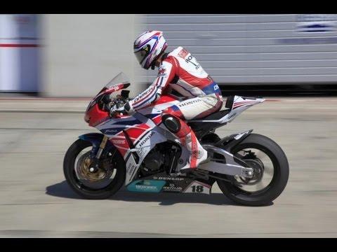 Honda Cbr1000rr Tuning Idm Superbike Mit Michael Ranseder Youtube