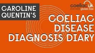 Caroline Quentin's coeliac disease diagnosis diary for ITV's This Morning