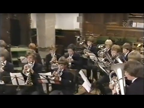 BBC Songs of Praise in Skipton - broadcast 28th November 1982