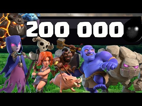 200,000 DARK ELIXIR | First Lab Upgrade TH11 Farm to Max | Clash of Clans