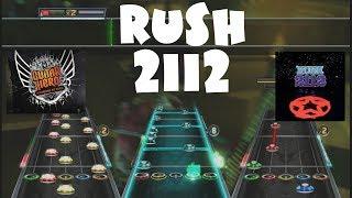 Rush - 2112 (COMPLETE) - Guitar Hero Warriors of Rock Expert + Full Band
