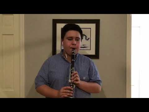 Ave Maria for clarinet and piano Franz Schubert - Clarinet Lessons Wilton Music Studios