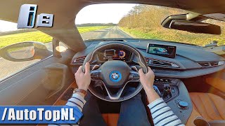 2020 BMW i8 Coupe | POV Test Drive by AutoTopNL