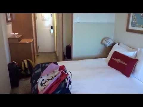 Disney Wonder 2015 OceanView State room 2056 Cabin (9b) Deluxe Oceanview